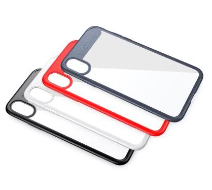 Capa Iphone X Dupla Proteção PC+TPU Slim Suthin Case Baseus