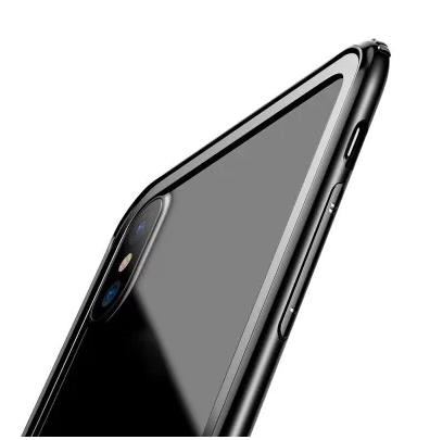 Case Iphone X Bumper De Laterais Iphone X Baseus