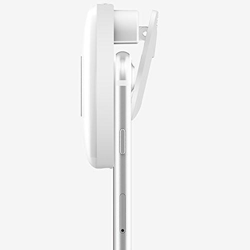 Flash Auxiliar para Celular e Tablet Selfie Light Baseus
