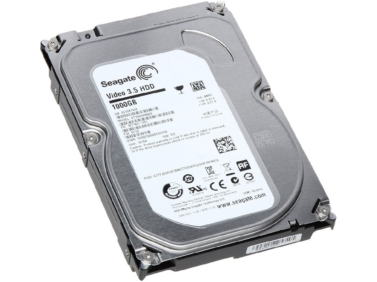 Hd Seagate Desktop 1tb 1000gb 64mb
