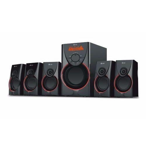 Home Theater 5.1 VM-X5150 Canais com Entrada USB, Entrada SD , Rádio FM Bluetooth 105 W