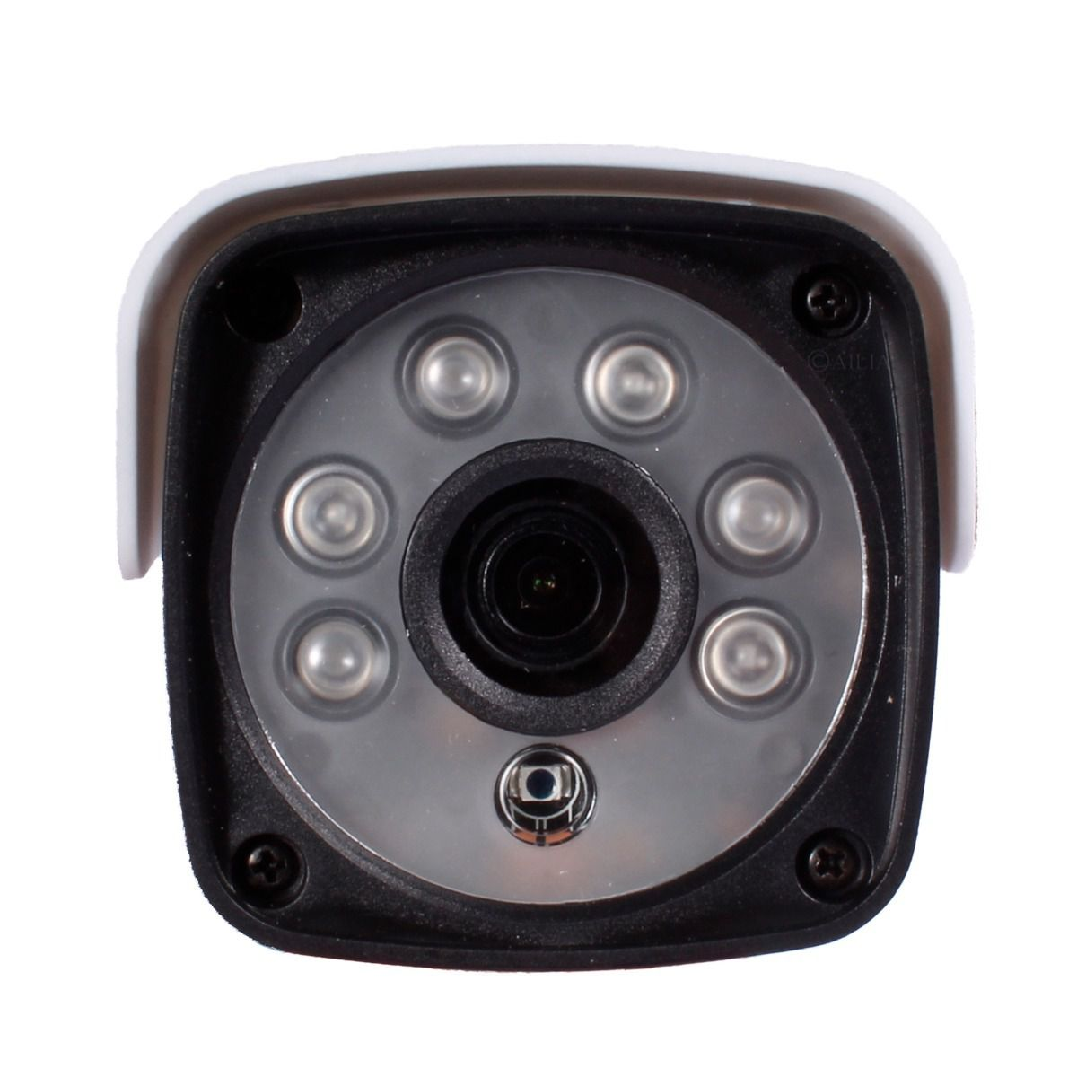Kit Nvr Com 4 Cameras Ip Bullet Poe 2mp (1080p) 3.6mm Luatek