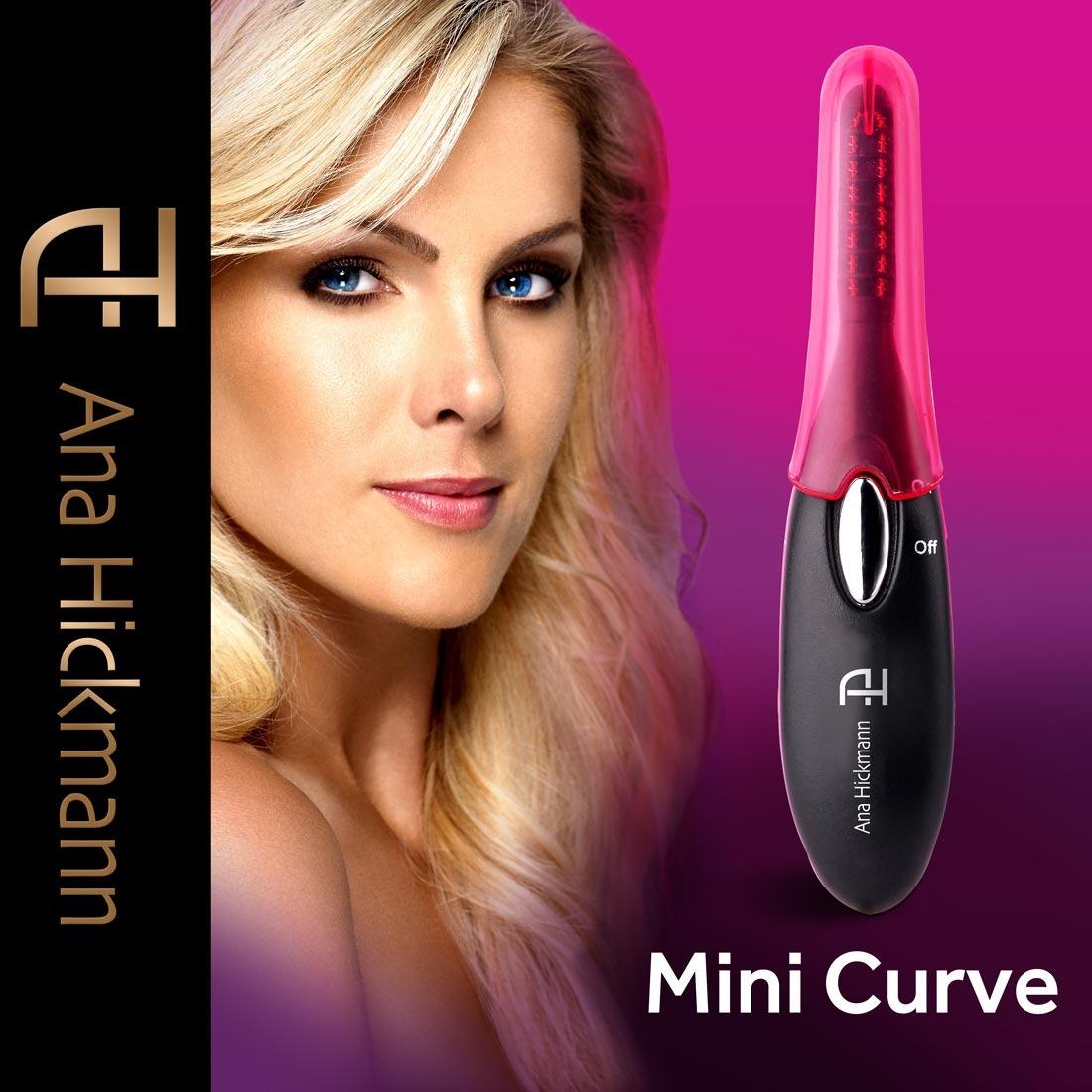 Modelador De Cílios Ana Hickmann Mini Curve Relaxbeauty