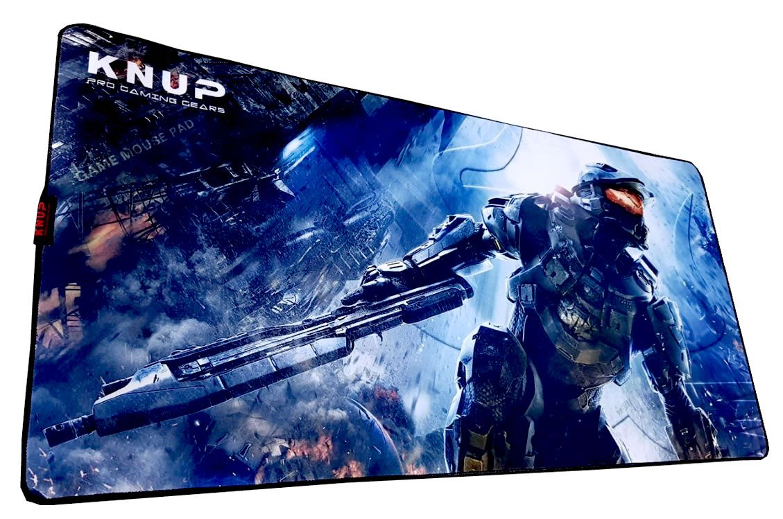 Mousepad Gamer Halo Knup