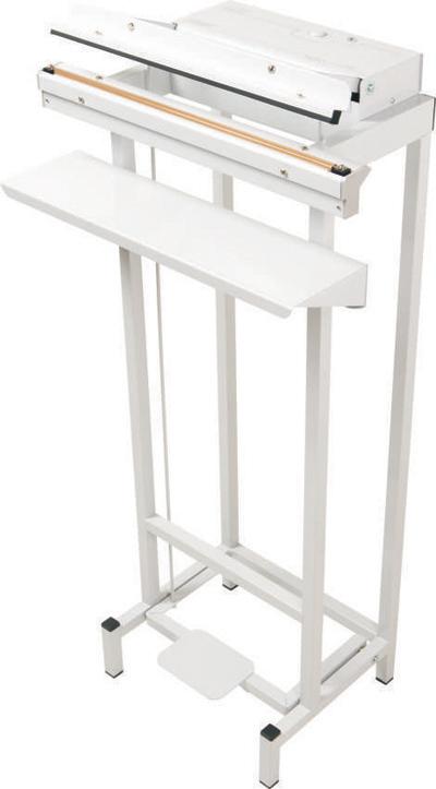 Seladora Embalagens C/pedal C/temporizador Hermet 400 Barbi   - Wtech vendas e Assistência técnica
