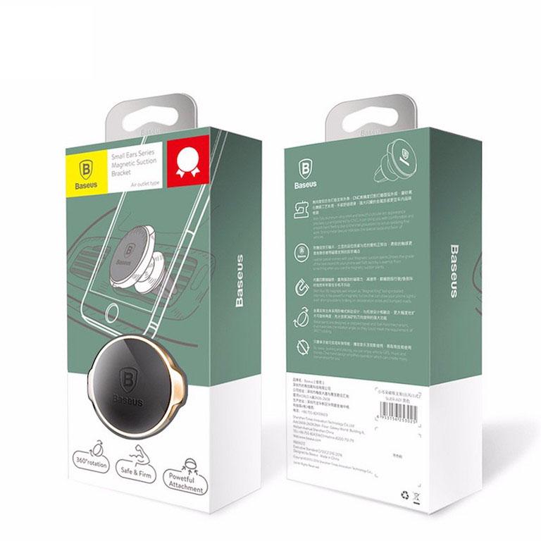 Suporte Veicular Magnético 360º Universal Celular difusor Baseus  - Wtech vendas e Assistência técnica