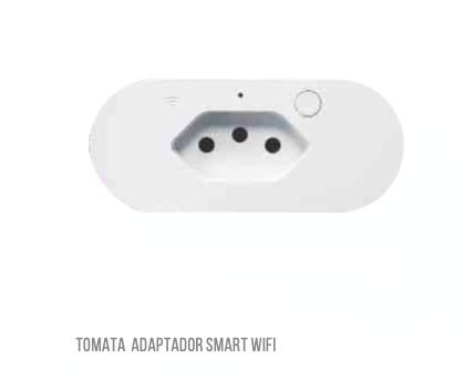 Tomada Wifi Liga Desliga App Celular Smart Inteligente LKW4320 Luatek
