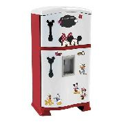 Refrigerador Infantil Vermelho E Branco Mickey Xalingo