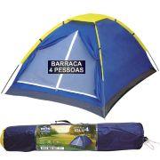 Barraca Camping Tenda Iglu 4 Pessoas Mor Acampamento Praia