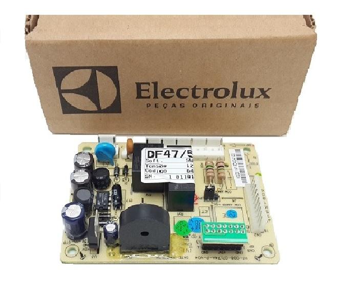 Placa Refrigerador Electrolux Df47 Df50 Df50x Dfw50-original