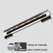 Cabeça de Impressão Zebra TLP 2844 (203dpi - 4'')
