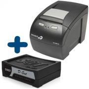 Kit SAT Fiscal - SAT Dimep D Sat + Impressora não Fiscal Bematech MP 4200