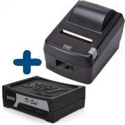 Kit SAT Fiscal - SAT Dimep D Sat + Impressora não Fiscal Daruma DR800