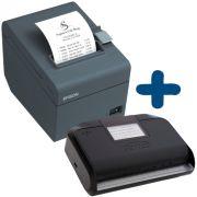 Kit SAT Fiscal - SAT Gertec Gersat + Impressora não Fiscal Epson TM-T20