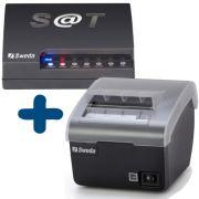 Kit SAT Fiscal Sweda - Sat SS 1000 + Impressora não Fiscal SI 300S