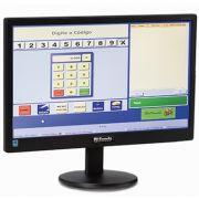 Monitor LED Sweda Widescreen 18.5''