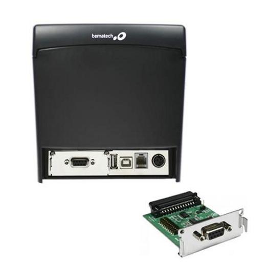 Placa Interface Serial Bematech MP 4200 TH (Serial DB9)