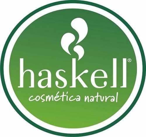 Kit Haskell Mandioca Afro Shampoo 500ml + Condicionador 500ml + Máscara 500g