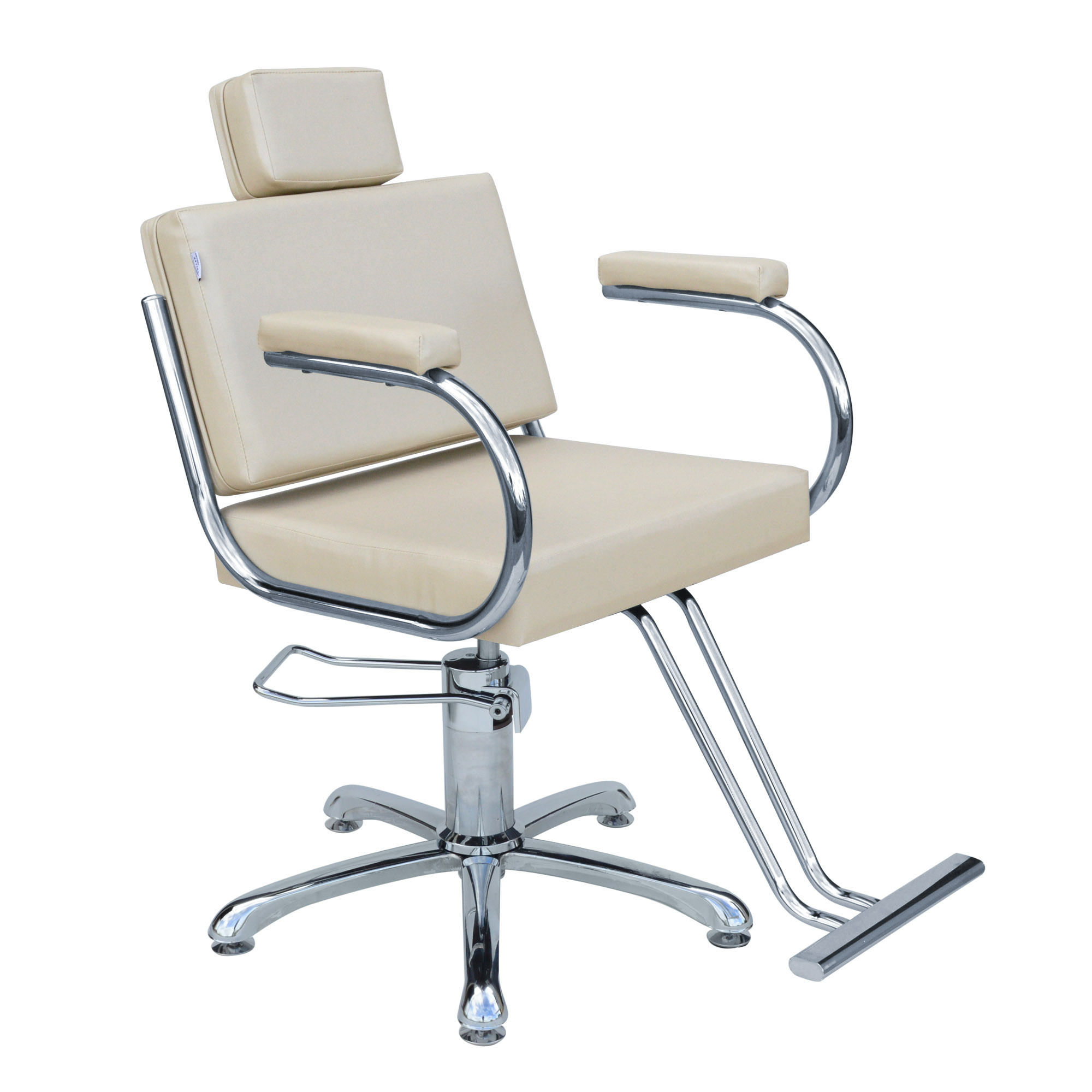 Cadeira Poltrona Hidráulica Lotus Fixa