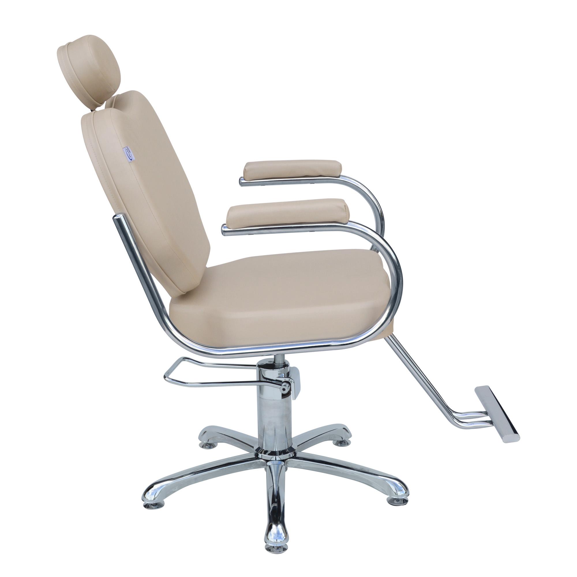 Cadeira Poltrona Hidráulica Talita Fixa