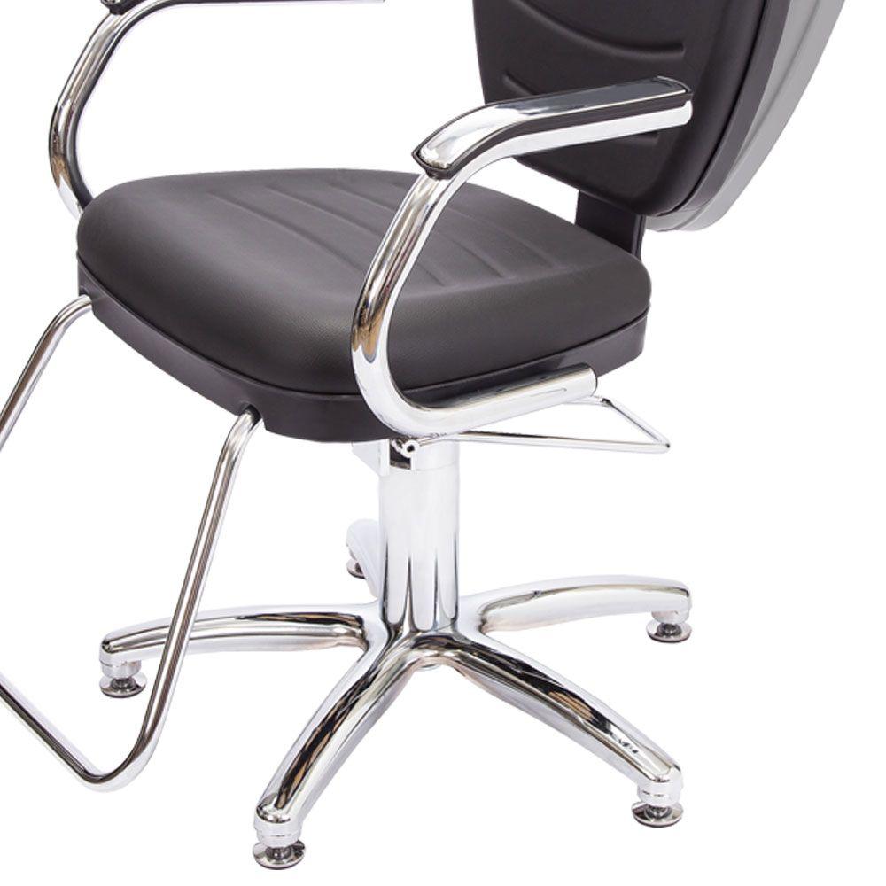 Cadeira Reclinável Top + Lavatório Fixo Veron