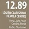 12.89 - Louro Clarissimo Pérola Cendré