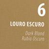 6 - Louro Escuro
