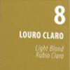 8 - Louro Claro