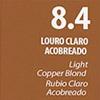 8.4 - Louro Clarissimo Acobreado