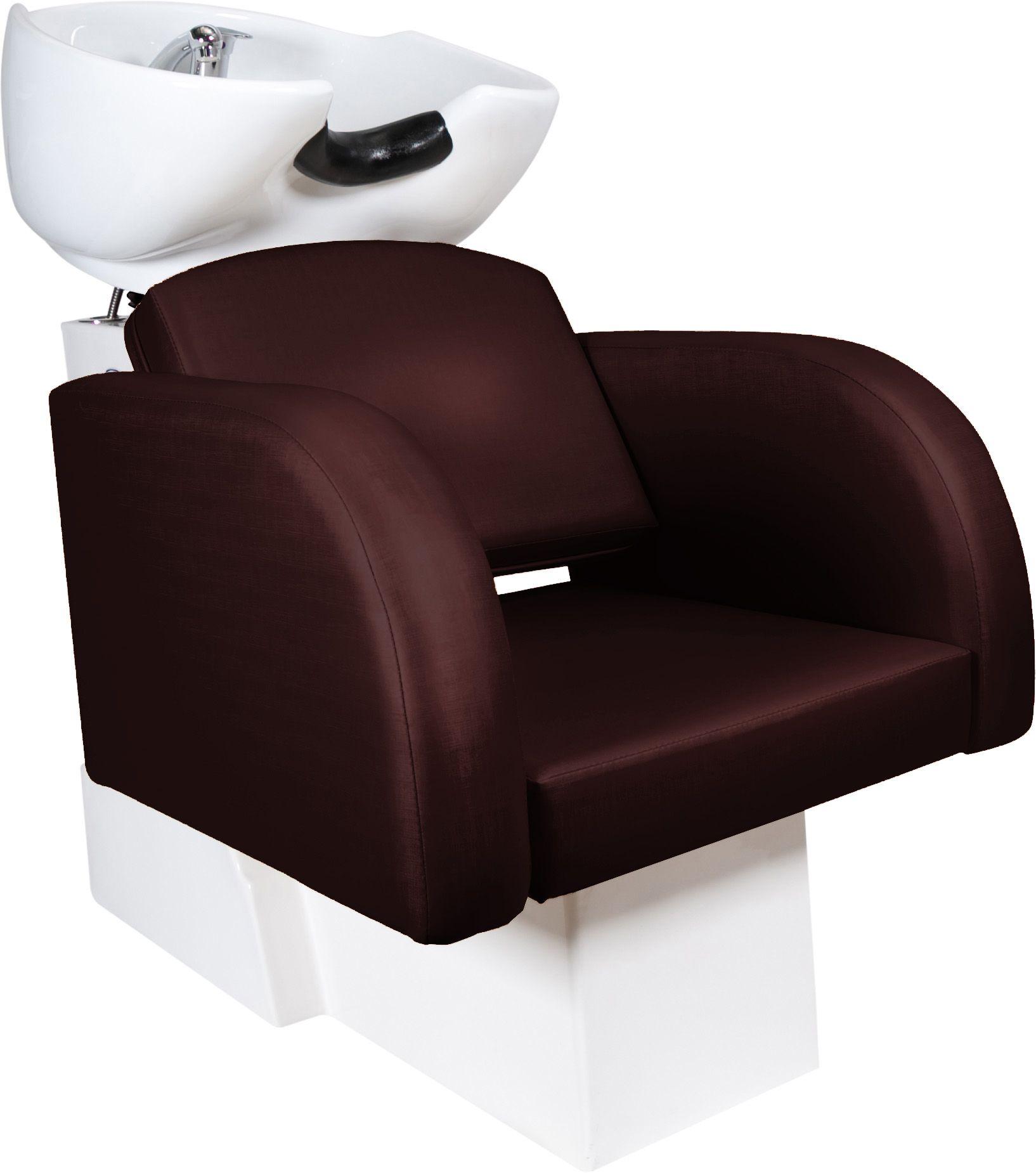 Destak Café - Lavatorio + Cadeira Reclinável + Cadeira Fixa