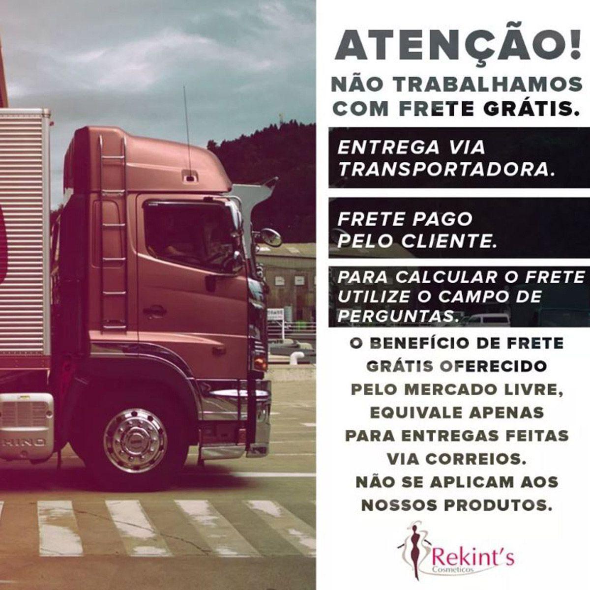 Destak Preto - Lavatorio + Cadeira Hidráulica Fixa