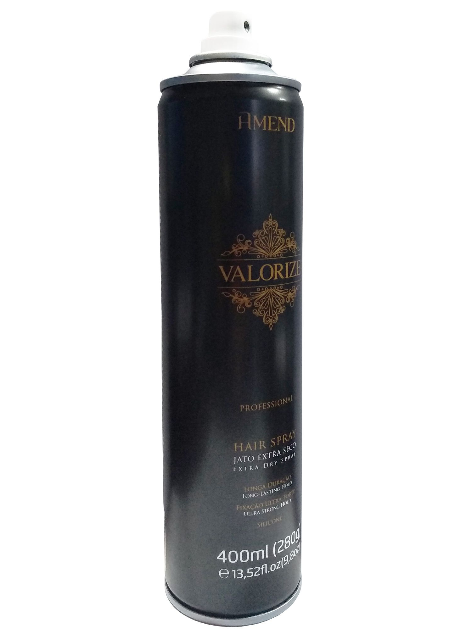 Hair Spray Fixador Ultra-Forte Valorize - Amend 400 ML