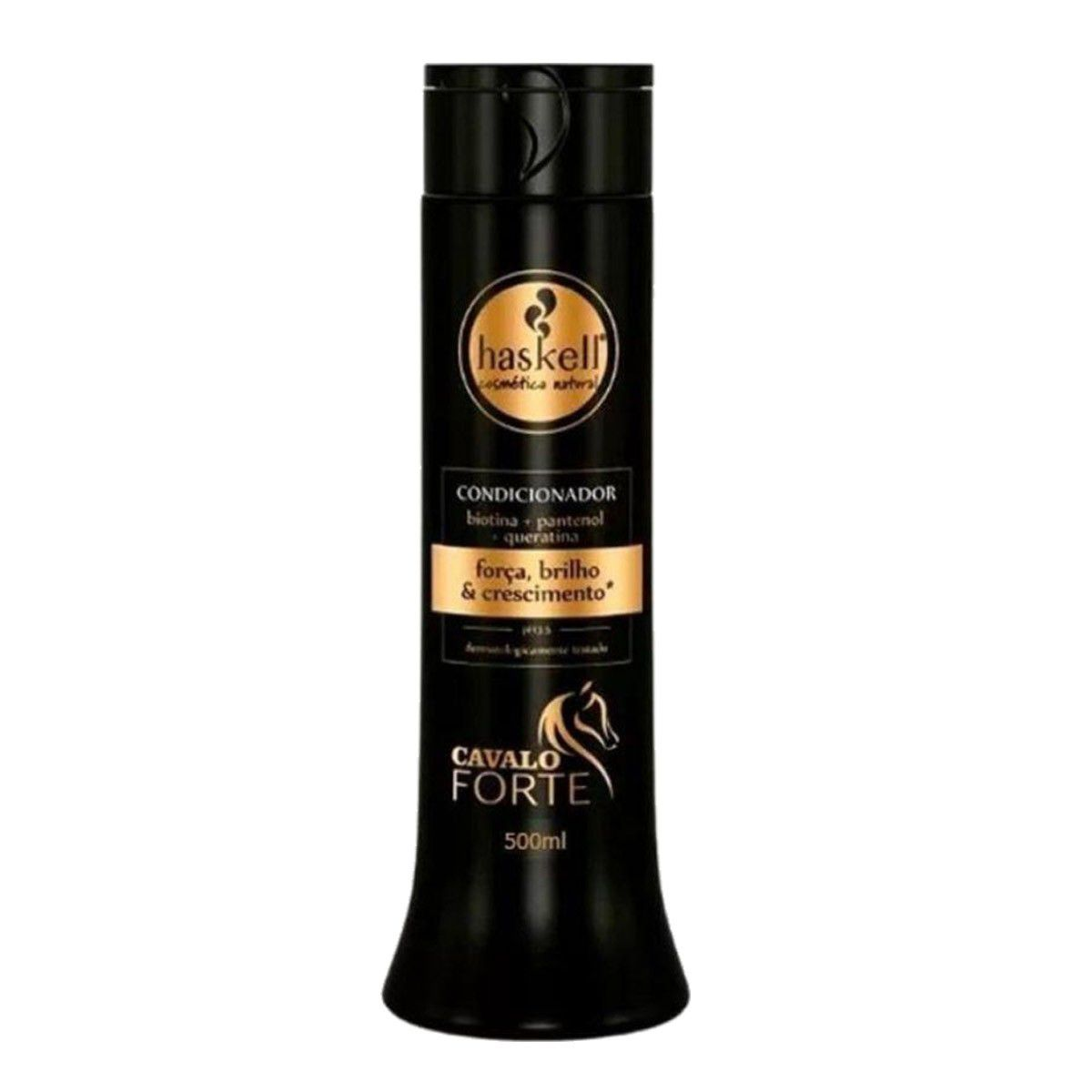 Haskell Cavalo Forte Shampoo 500ml + Condicionador 500ml + Mascara 500g