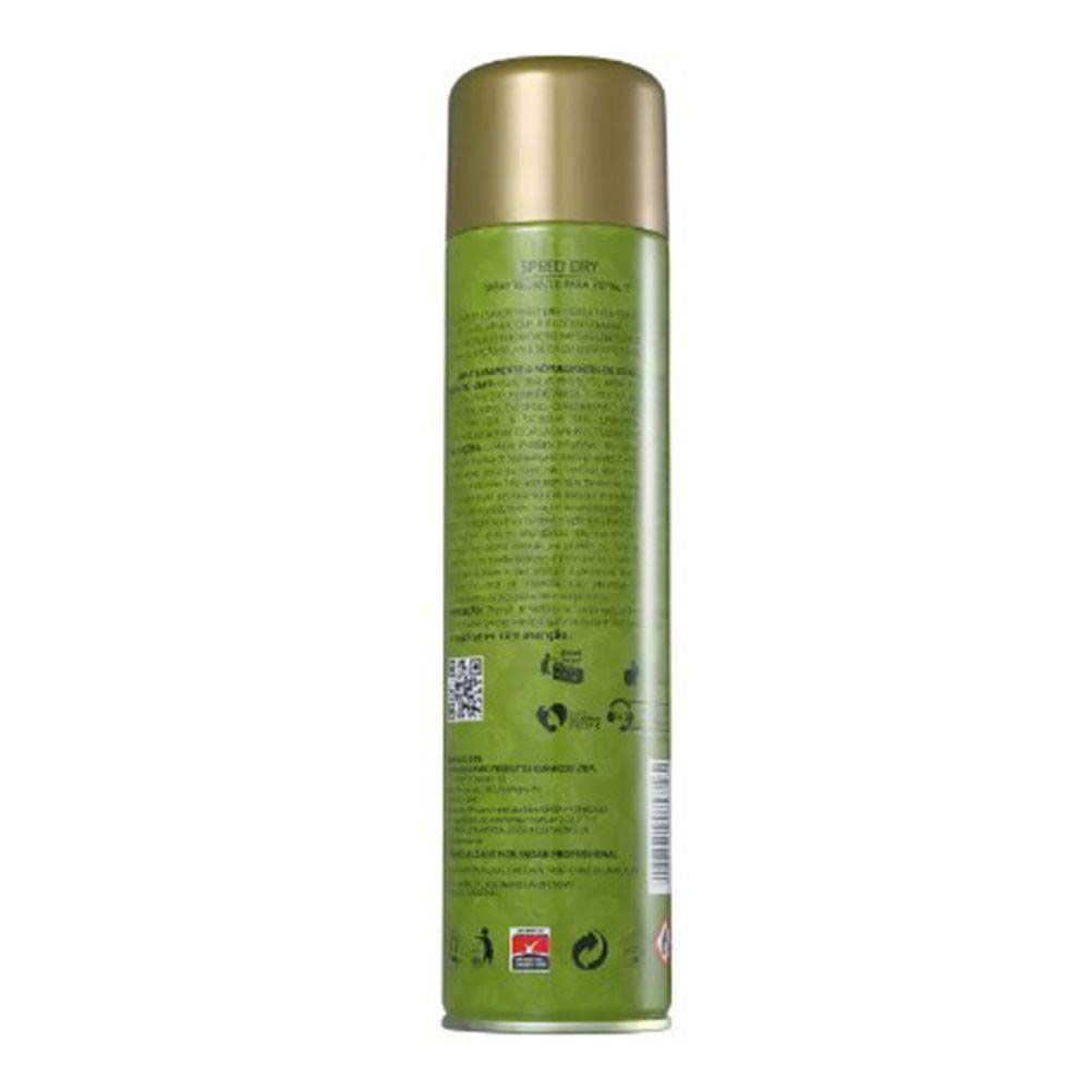 Kit 12 Inoar Speed Dry - Spray Secante Para Esmalte 400ml