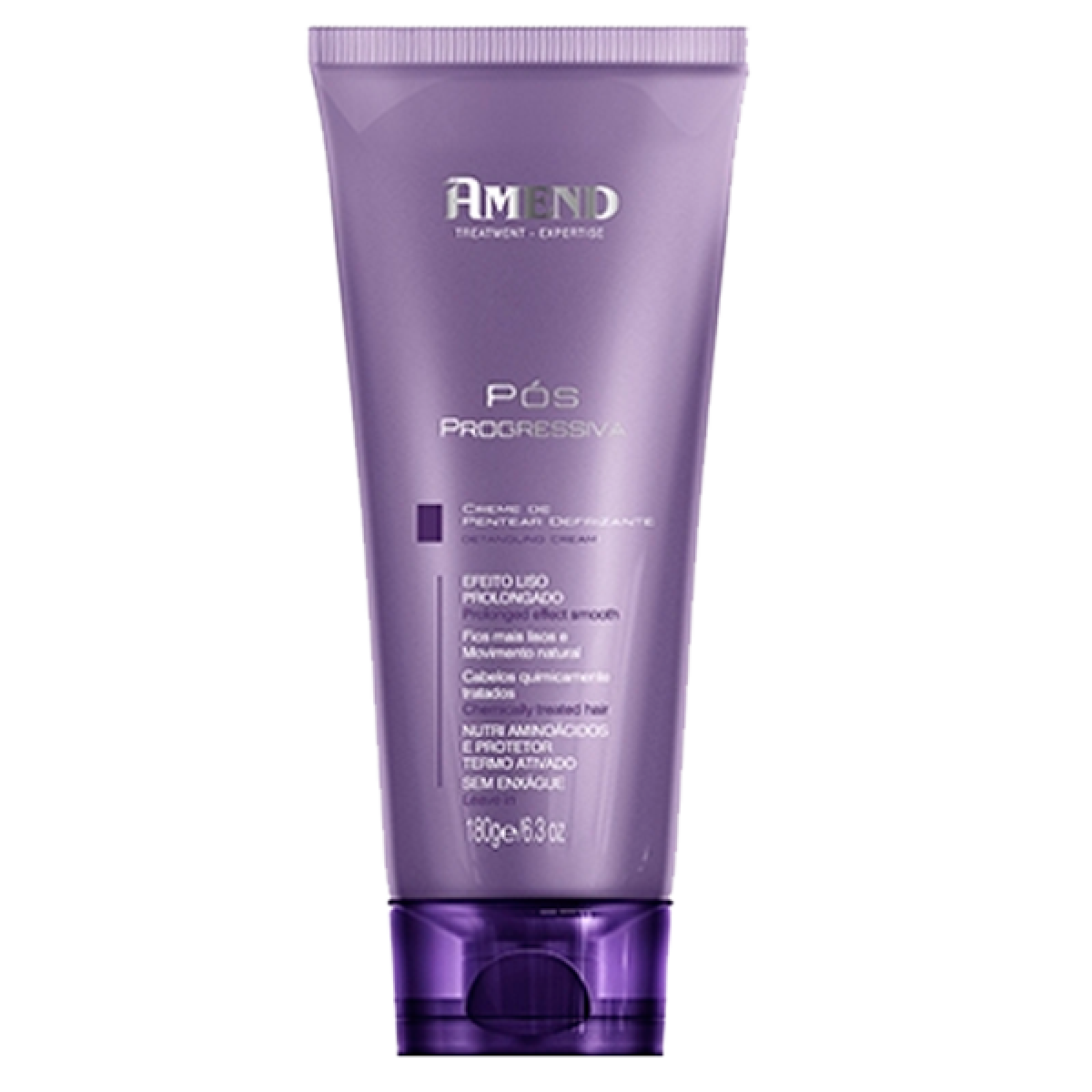 Kit Amend Pós Progressiva Shampoo  250ml + Condicionador 250ml + Leave In 180g + Mascara 300g