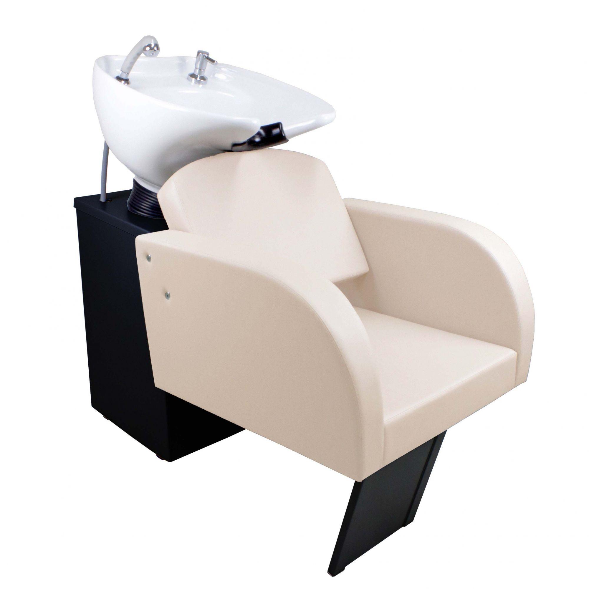 Kit Cadeira fixa Capri+ Cadeira reclinável Capri+ Lavatório Capri