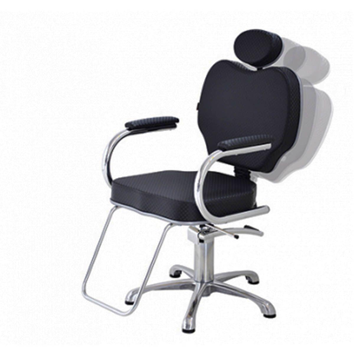 Kit Cadeira Gobbi Reclinável + Lavatório New