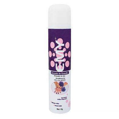 Kit Com 6 Unid Spray Secante de Esmalte Emy 400ml