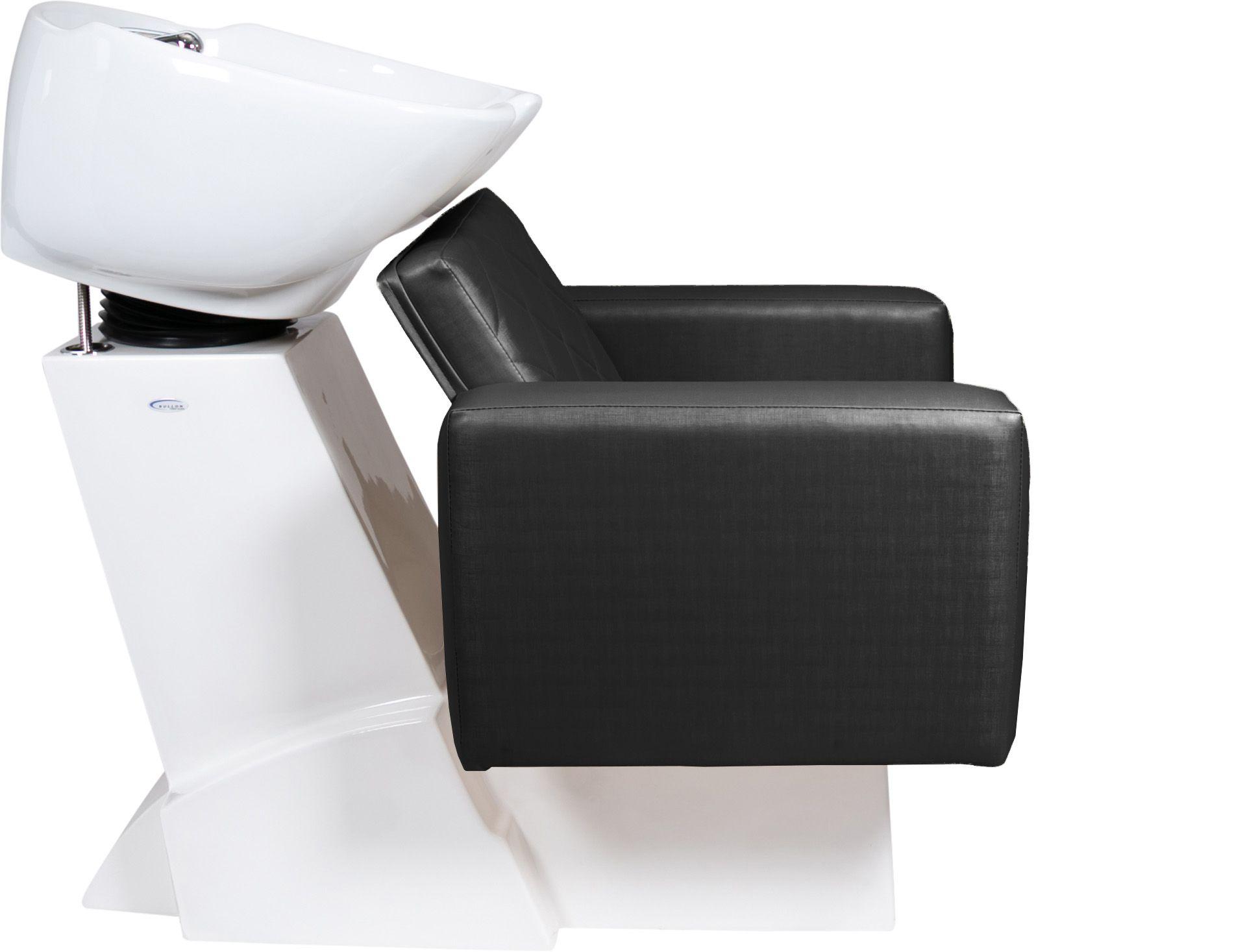 KIT Evidence - 1 Cadeira Fixa + 1 Cadeira Fixa + 1 Lavatório com Bases Quadradas