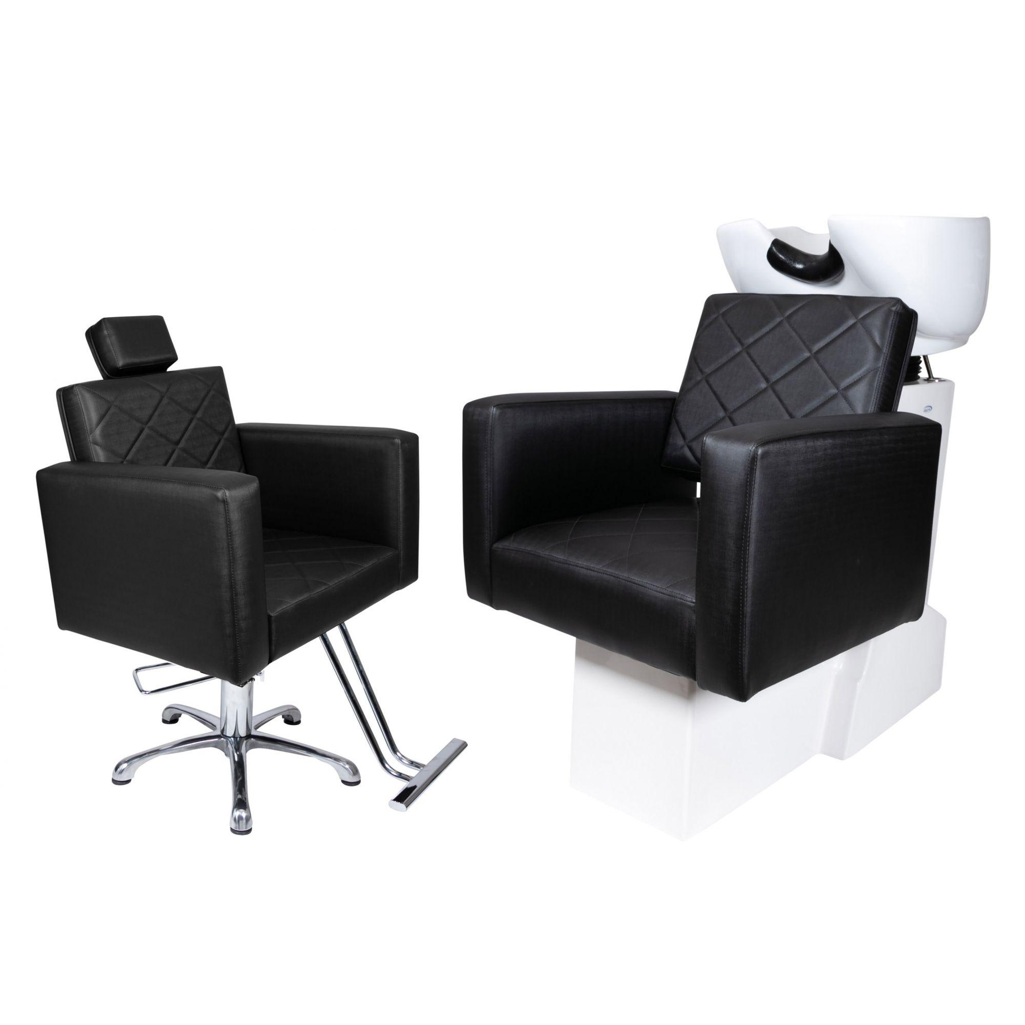 KIT Evidence -  1 Cadeira Fixa + 1 Lavatório