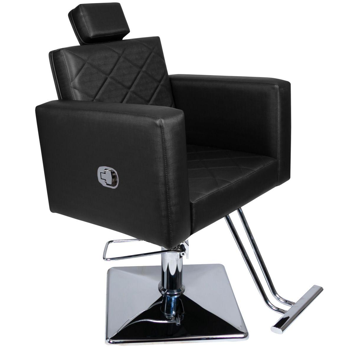 KIT Evidence -1 Cadeira Reclinável + 1 Lavatório - Base Quadrada
