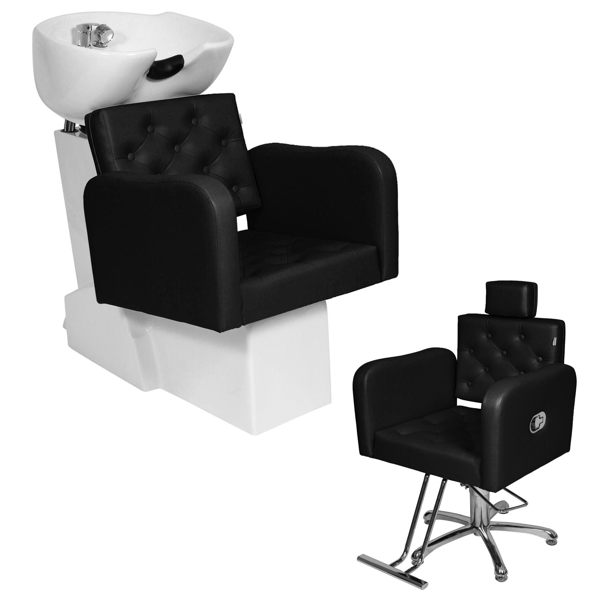 Kit Lavatório + Cadeira Poltrona Reclinável Tokyo