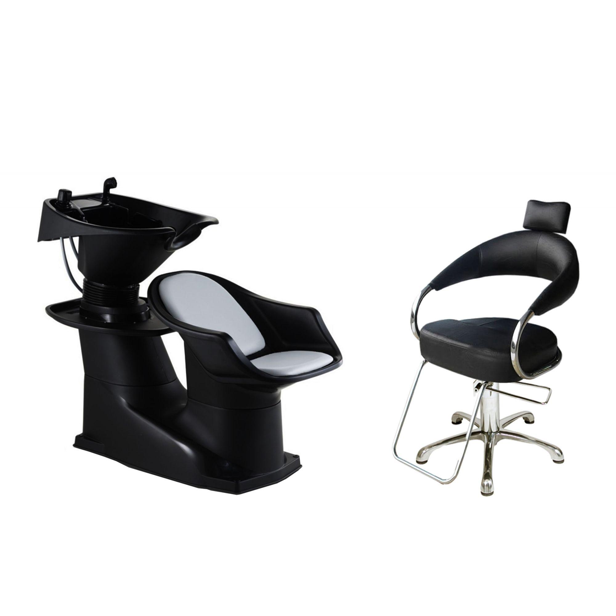 Lavatório Freedom + Cadeira Hidráulica Futurama