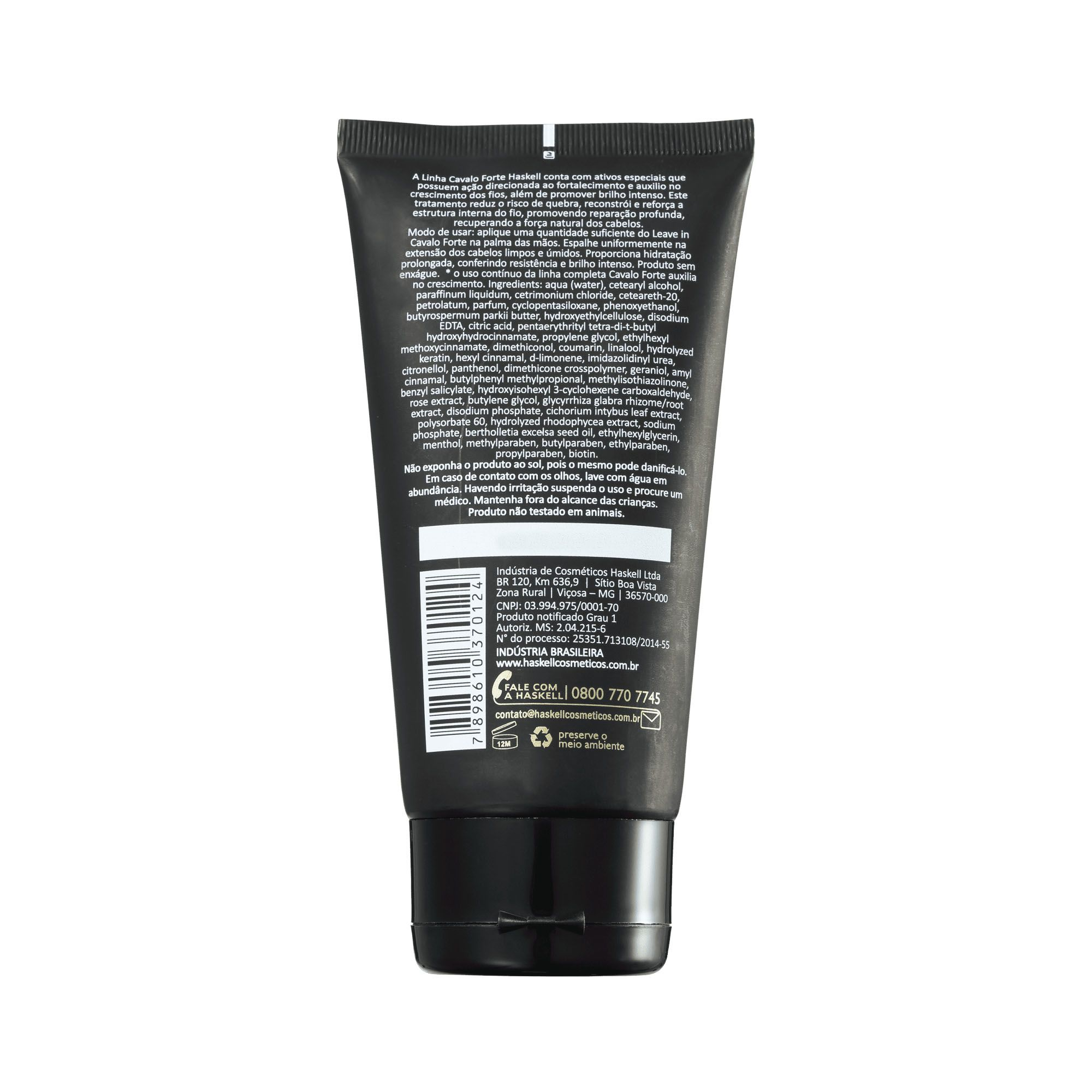 Leave In Cavalo Forte 150g - Haskell
