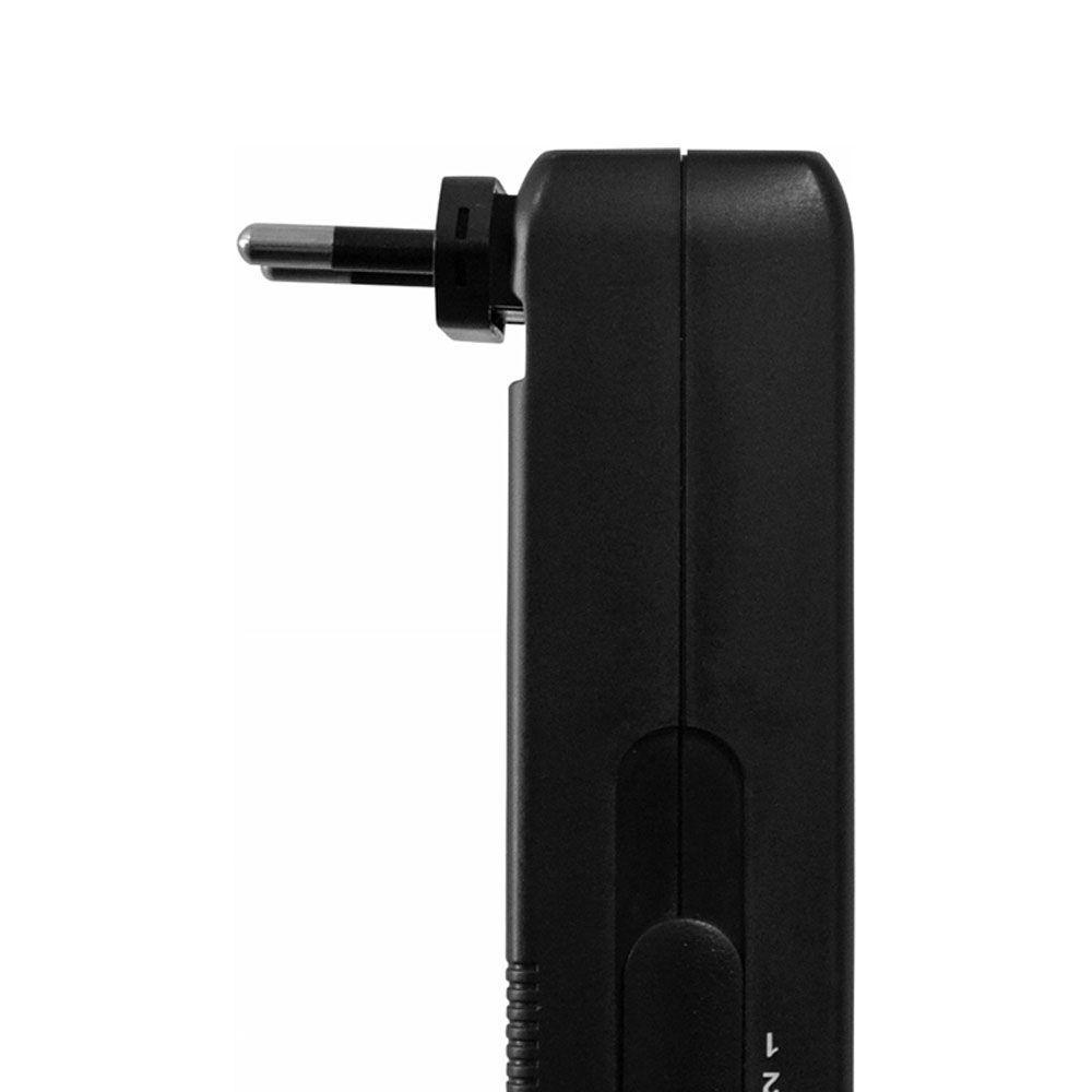 Máquina de Corte Dual Black - Salon Line