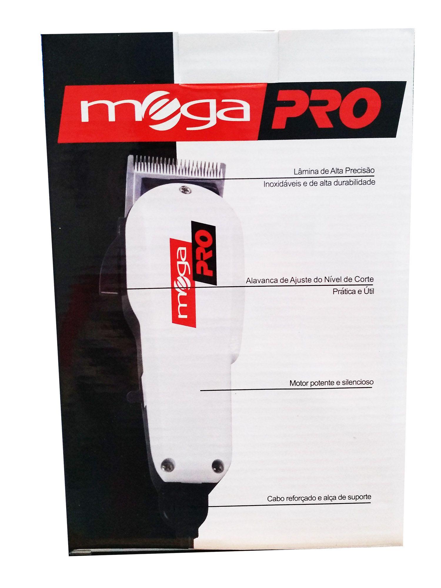 Máquina de Corte Profissional - MEGA PRO