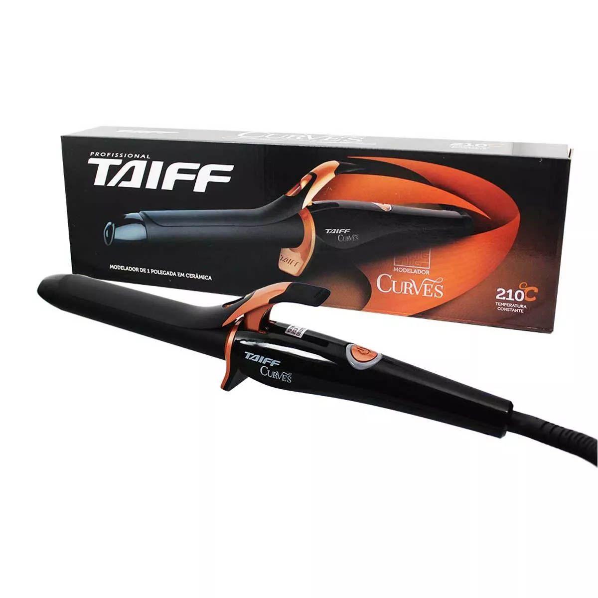 Modelador De Cachos Curves Bivolt Taiff 25mm 1 Pol