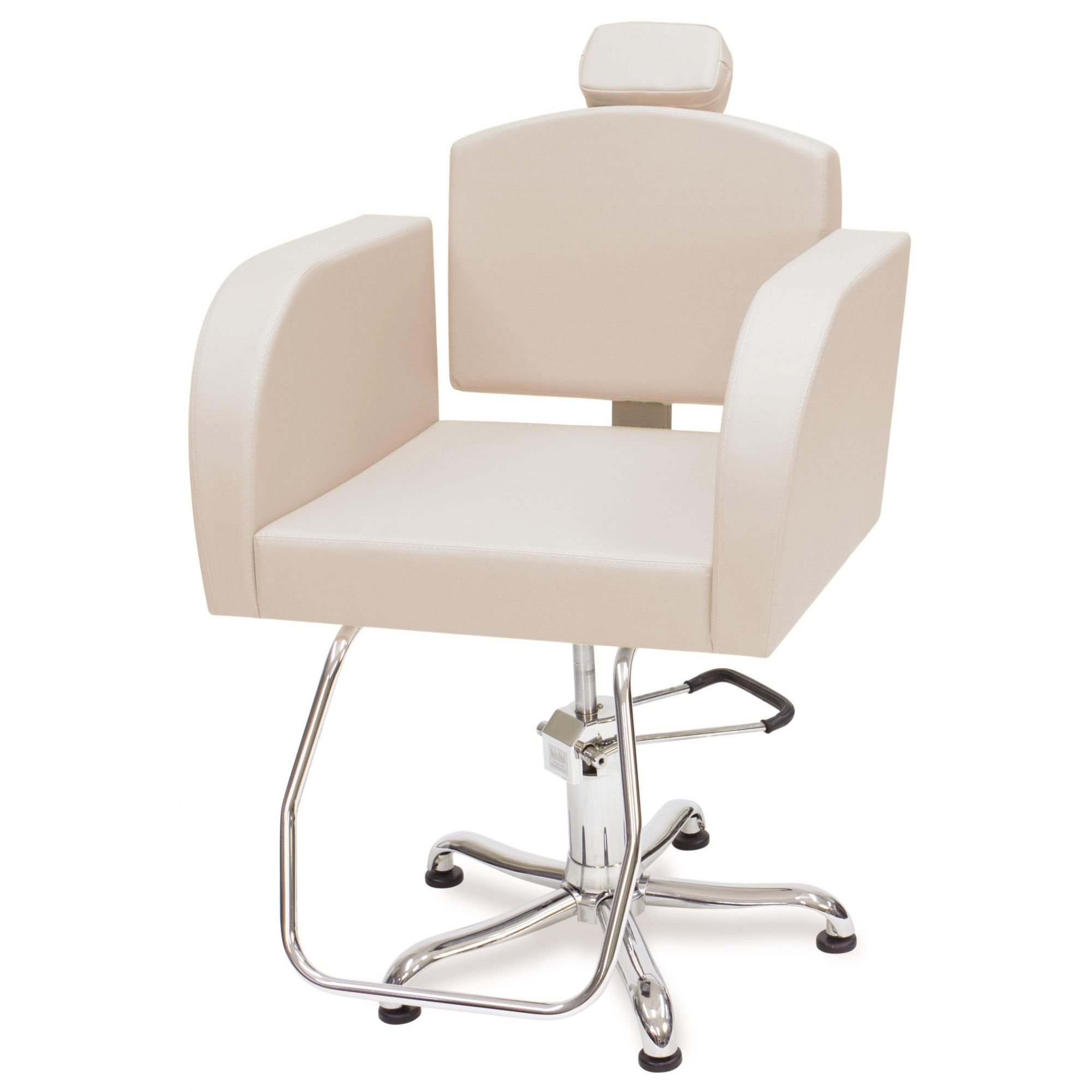 Poltrona Cadeira Kixiki Reclínavel - Capri Para Salão