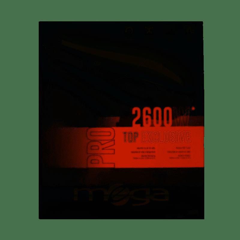 Secador Mega Top Exclusive Profissional 2600W 220V - Cinza