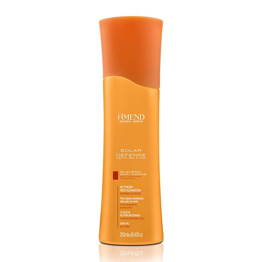 Shampoo Amend Anti Danos Solar Defense 250ml